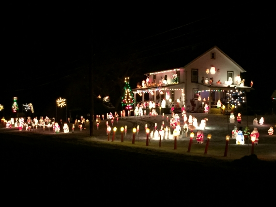 Original Worldwide Christmas Light Display Finder