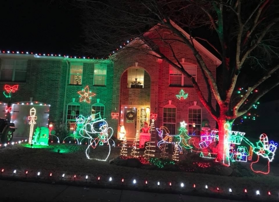 ... christmas light fuse · featured holiday displays ...